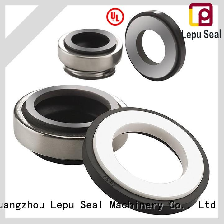 Lepu solid mesh metal bellow mechanical seal get quote for beverage