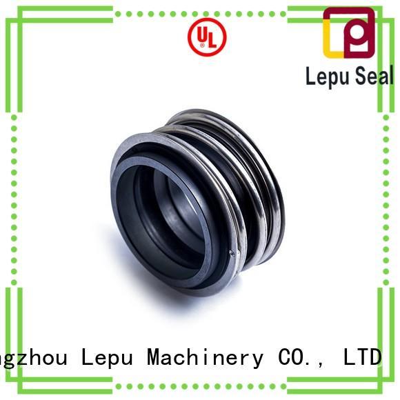 Lepu eagleburgmann metal bellow mechanical seal OEM for beverage