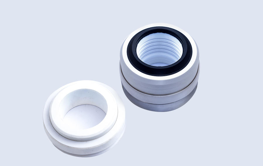 Lepu high-quality Bellow Type Mechanical Seal mechanical for high-pressure applications