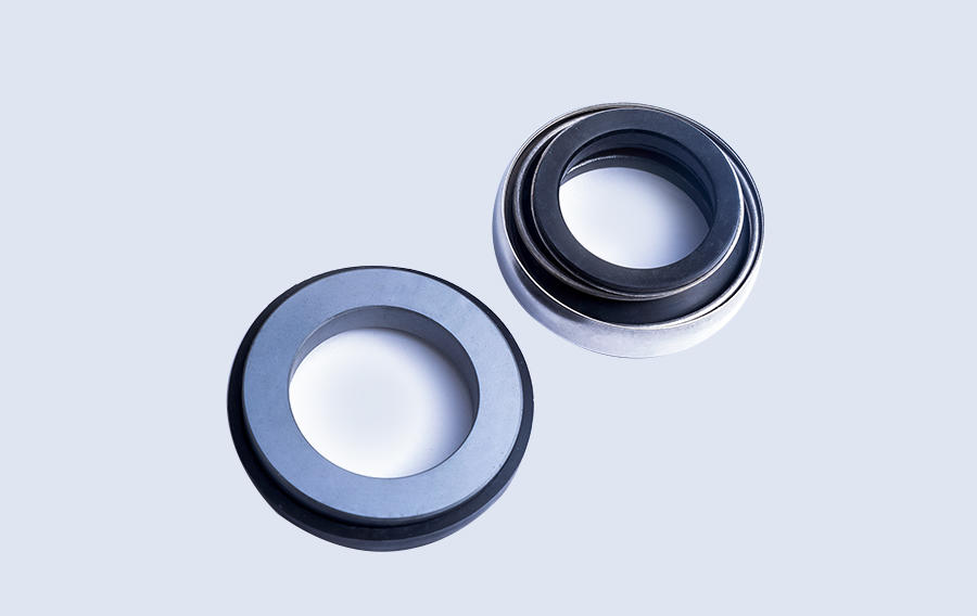 latest bellow type mechanical seal bulk production for high-pressure applications