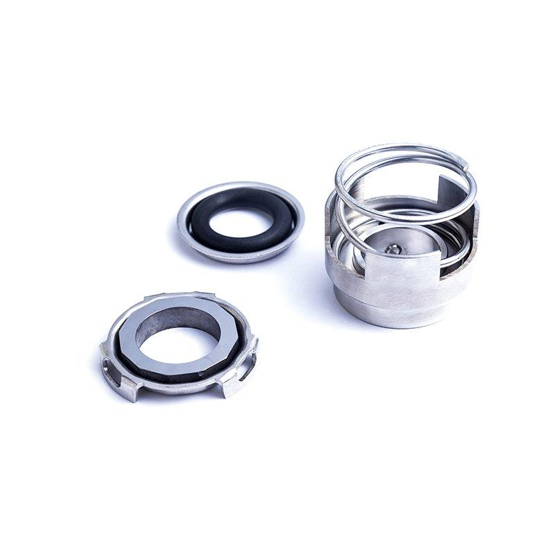 Long spring O ring type Grundfos mechanical seal GRF-E for Grundfos CRK pump