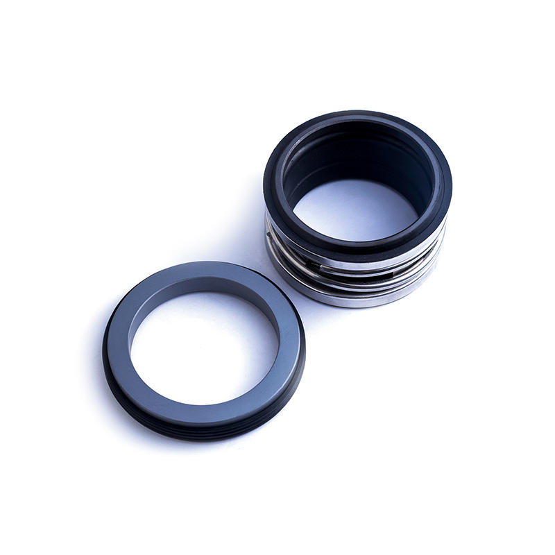 Lepu funky john crane pump seals directly sale for paper making for petrochemical food processing, for waste water treatment