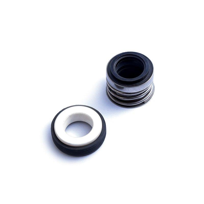 single spring mechanical seal 166 made by professional mechanical seal manufacturer lepu