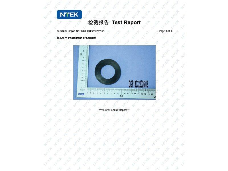 Rubber Testing Report - 4