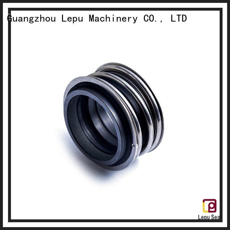 rubber bellow mechanical seal mechanical professional Lepu Brand company