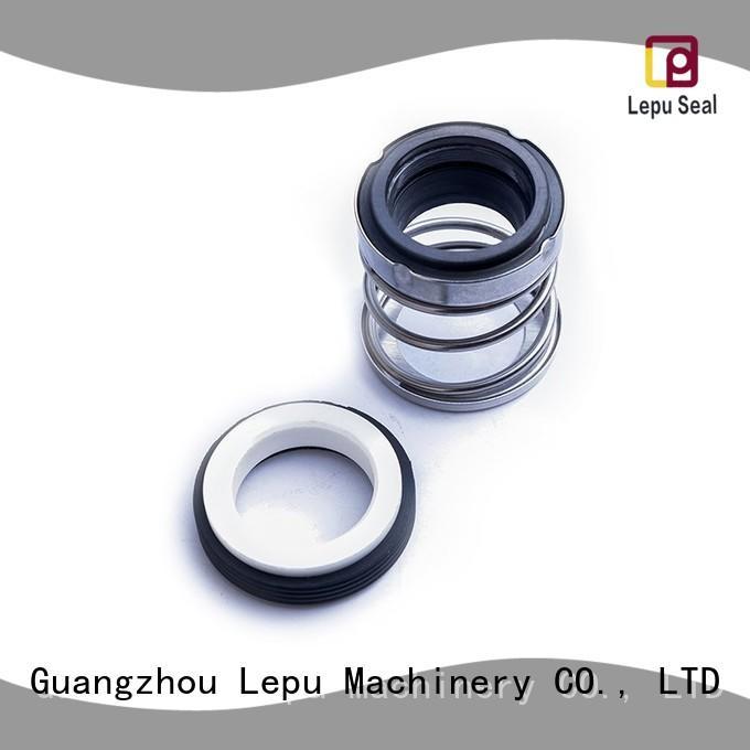 crane cost Lepu Brand rubber bellow mechanical seal