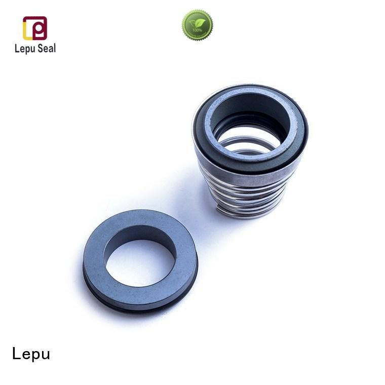 104 metal bellow mechanical seal customization for food