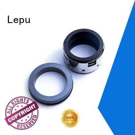 Lepu durable john crane pump seals customization for paper making for petrochemical food processing, for waste water treatment
