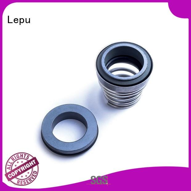 Lepu solid mesh bellows mechanical seal supplier for high-pressure applications