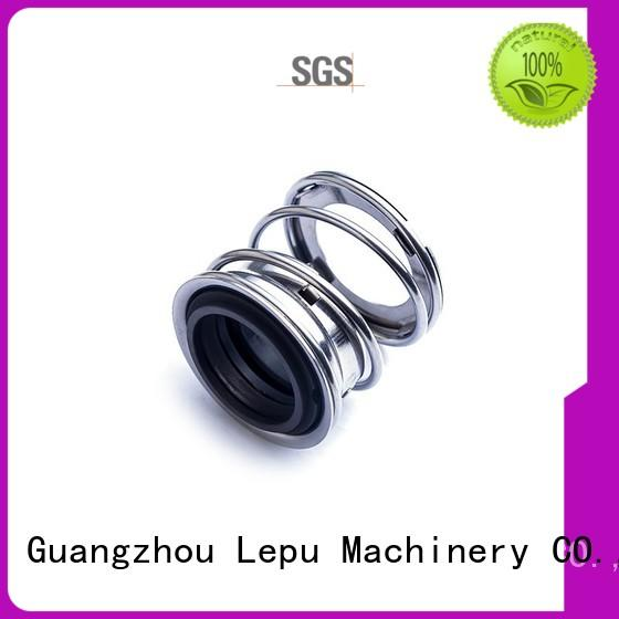 Lepu single bellows mechanical seal factory for beverage