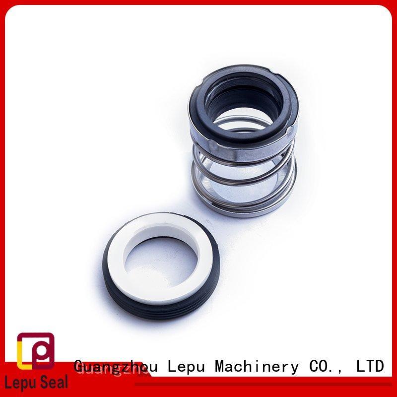 by burgmann lowara rubber bellow mechanical seal Lepu Brand