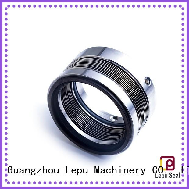 wb2 precision teflon Bellows seal Lepu Brand company