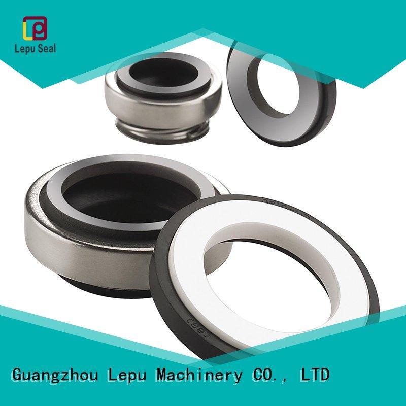 Lepu Brand 155 performance rubber bellow mechanical seal 2102 supplier
