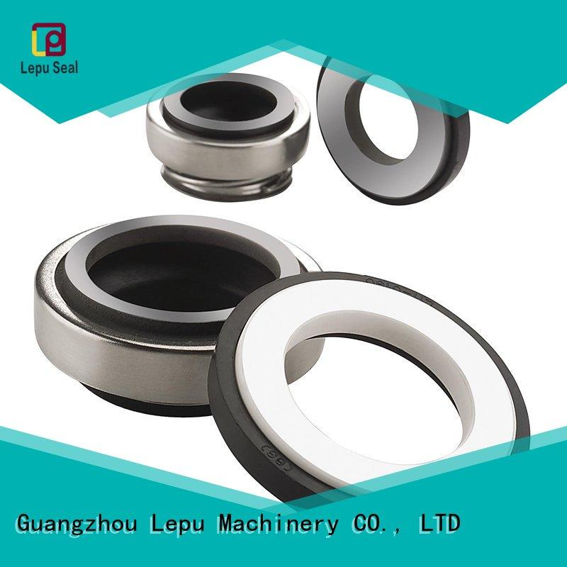 rubber bellow mechanical seal seal multi performance Lepu Brand company