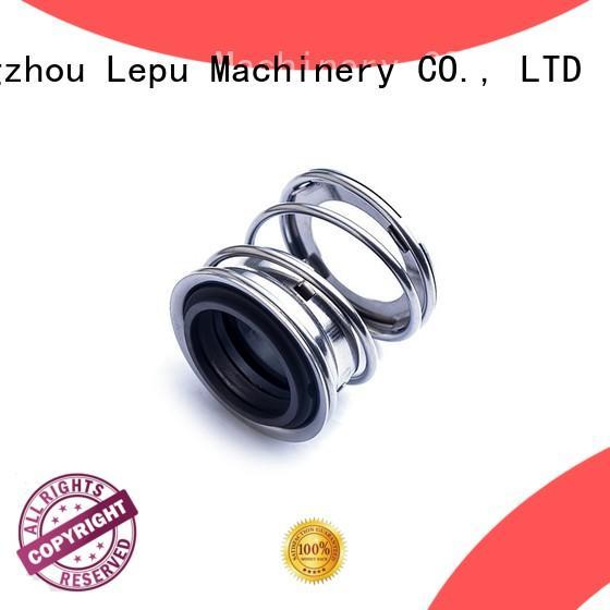 solid mesh john crane mechanical seal distributor water bulk production processing industries