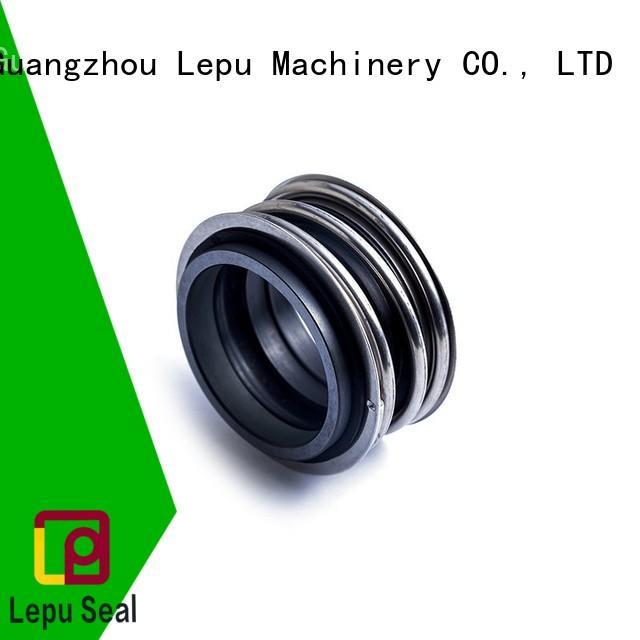 rubber bellow mechanical seal burgmann 155b bellow seal by company