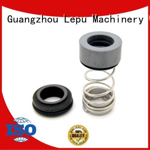 Lepu rubber grundfos pump mechanical seal OEM for sealing frame