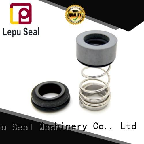 Lepu durable grundfos pump mechanical seal ODM for sealing frame