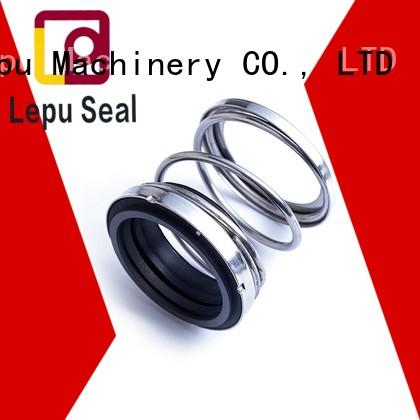 Lepu Brand water elastomer burgmann mechanical seal cost factory