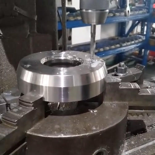 drilling a cartridge design mechanical seal