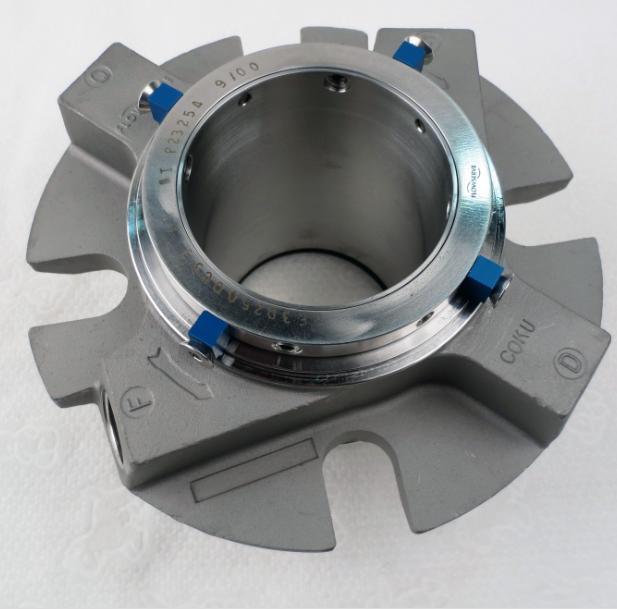 Lepu-process of making flowserve cartridge mechanical seal ISC series