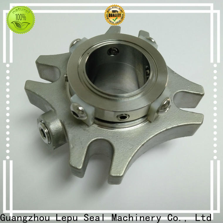 Lepu solid mesh burgmann mechanical seal catalogue customization vacuum
