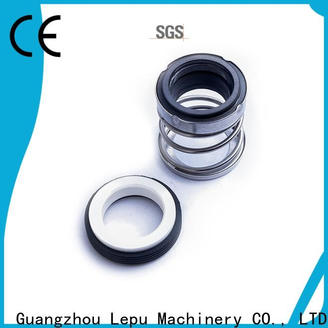 Lepu Breathable john crane mechanical seal suppliers wholesale for paper making for petrochemical food processing, for waste water treatment