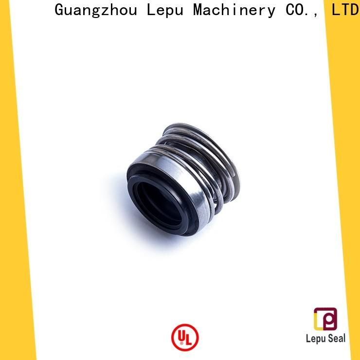 Lepu water mechanical seal types free sample for high-pressure applications