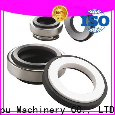 Lepu solid mesh bellows mechanical seal company for high-pressure applications