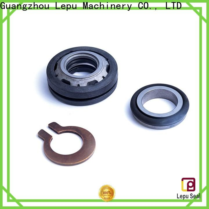 Lepu solid mesh flygt pump mechanical seal factory direct supply for short shaft overhang