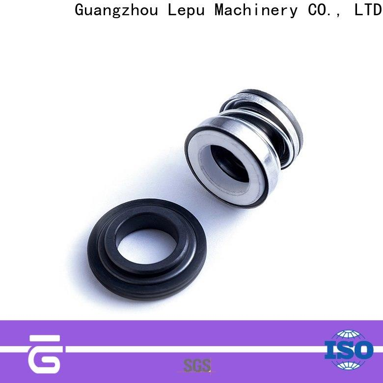Lepu Breathable single spring mechanical seal get quote for beverage