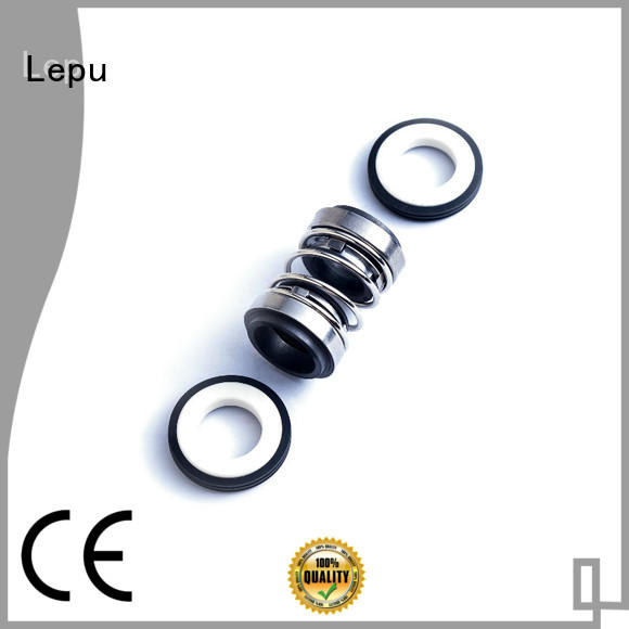 Lepu professional double mechanical seal ODM for high-pressure applications