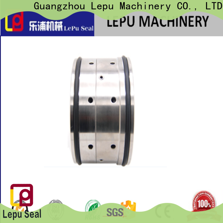 Lepu Breathable split mechanical seal bulk production for sanitary pump