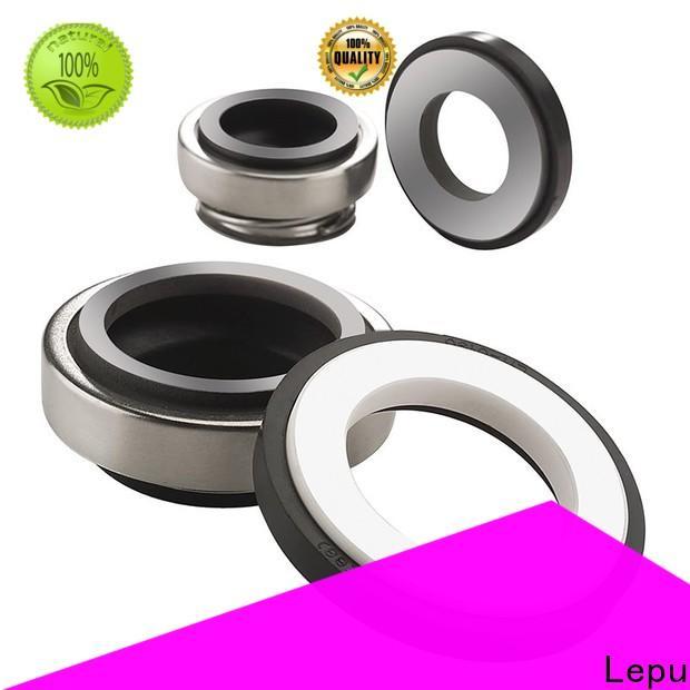 Lepu using burgmann mechanical seal customization high temperature