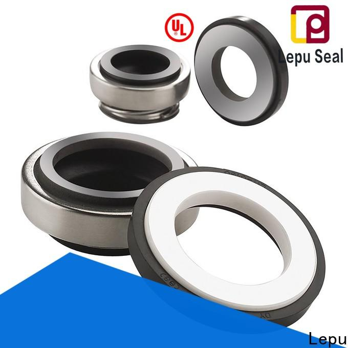Lepu eagleburgmann metal bellow seals bulk production for high-pressure applications