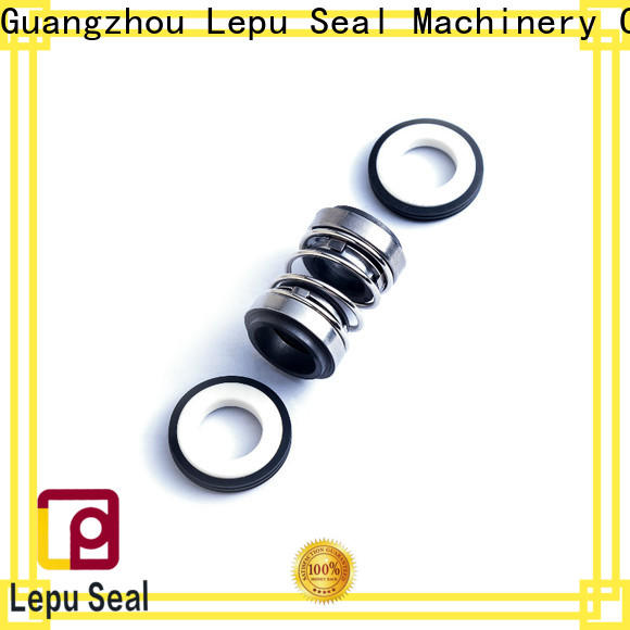 Lepu portable double acting mechanical seal get quote for beverage