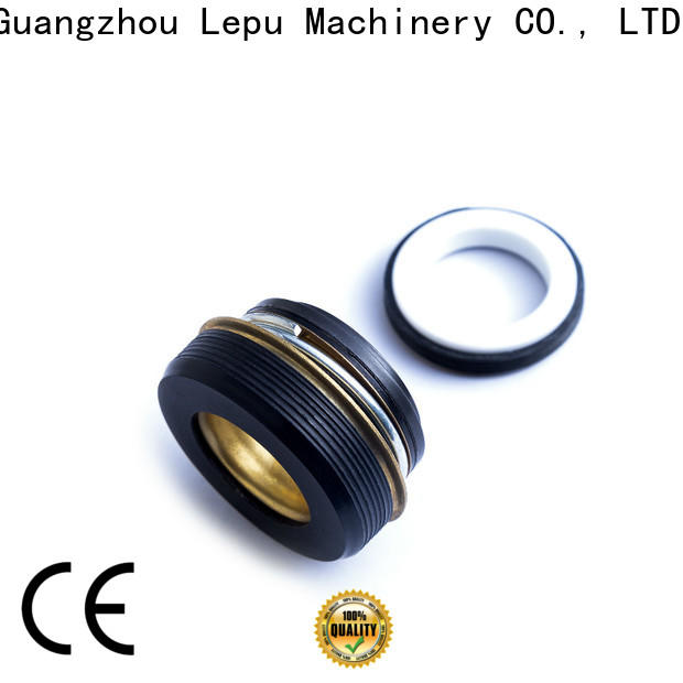 Lepu on-sale automotive water pump mechanical seal customization for high-pressure applications