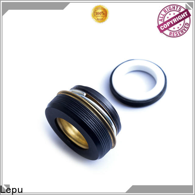 Breathable mechanical seal parts made OEM for beverage