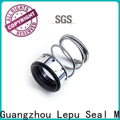 Lepu from john crane type 21 mechanical seal directly sale for paper making for petrochemical food processing, for waste water treatment