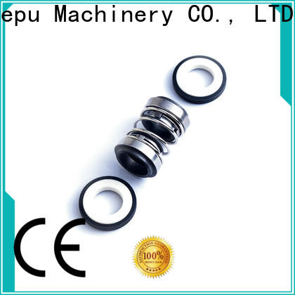Lepu durable double mechanical seal animation supplier for food