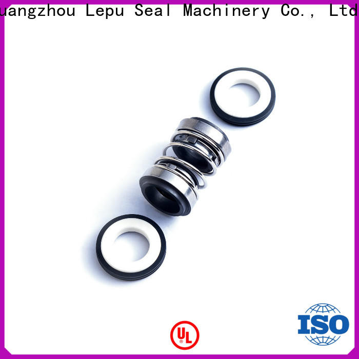 Lepu latest double acting mechanical seal buy now for beverage