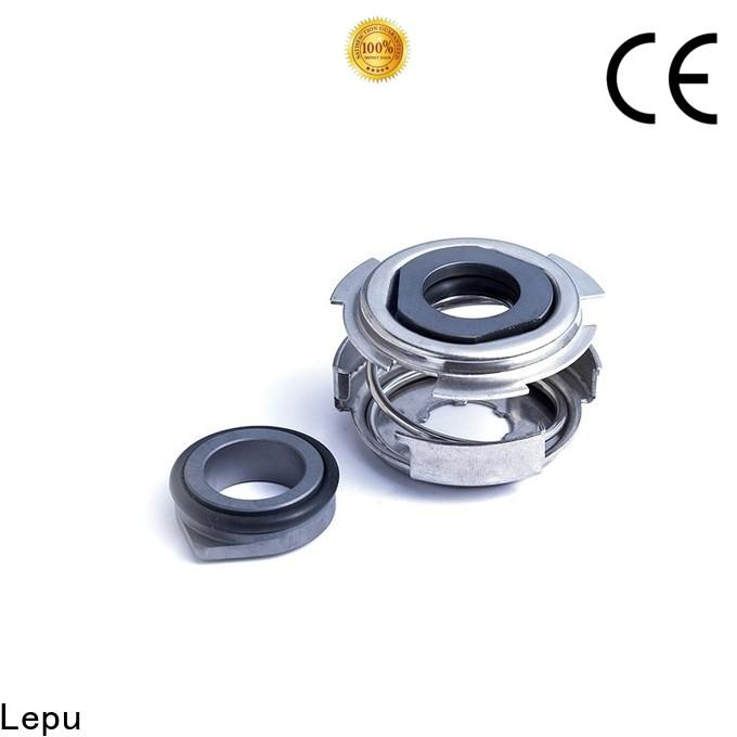 Lepu portable mechanical seal grundfos pump customization for sealing joints