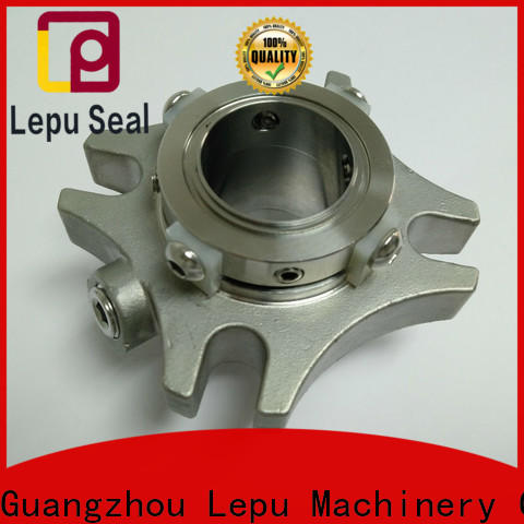 pump seal plan & burgmann mg1 seal