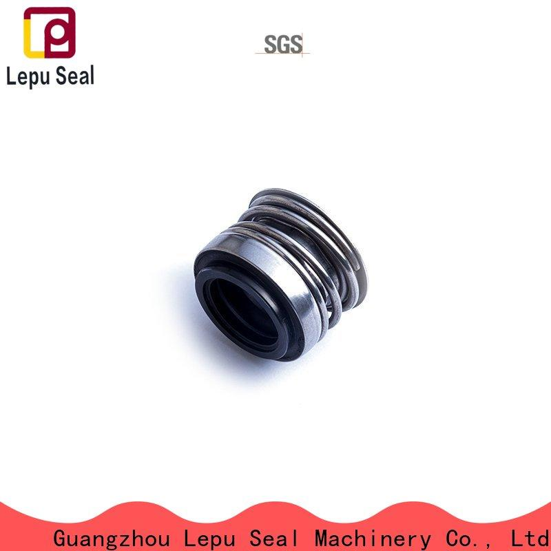 Breathable bellows mechanical seal single factory for food