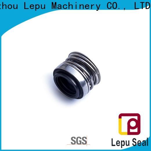 Lepu solid mesh single mechanical seal OEM for beverage