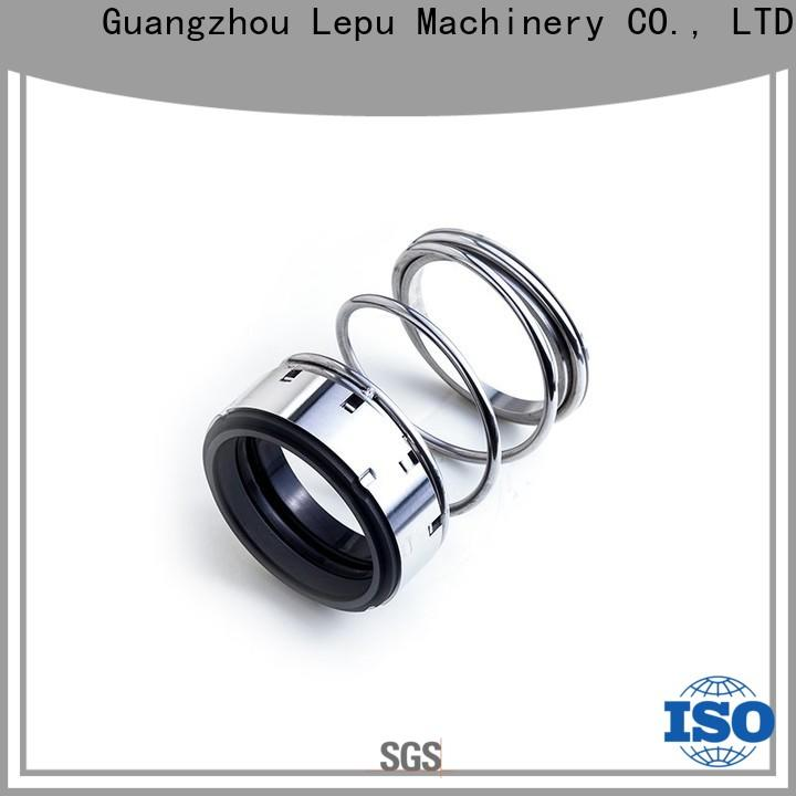Lepu high-quality burgmann mechanical seal directly sale for paper making for petrochemical food processing, for waste water treatment
