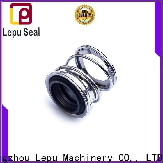 Lepu burgmann metal bellow mechanical seal factory for high-pressure applications
