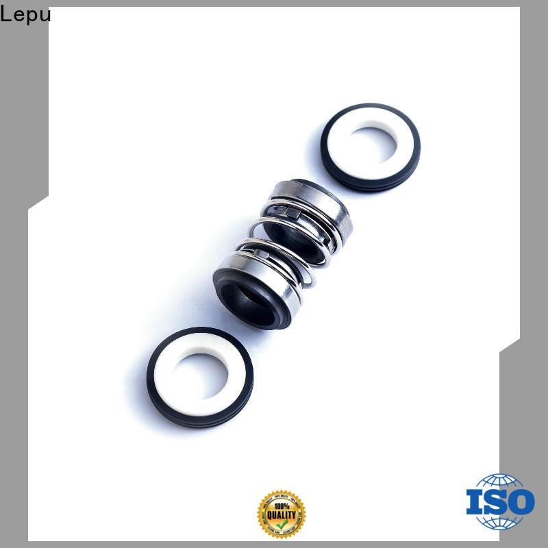 Lepu professional double mechanical seal arrangement for wholesale for beverage