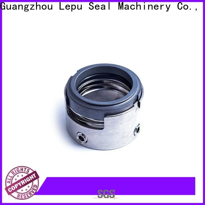 double mechanical seal arrangement & burgmann m7n seal