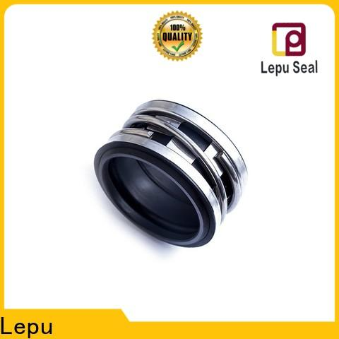 Lepu water john crane type 21 mechanical seal free sample for paper making for petrochemical food processing, for waste water treatment